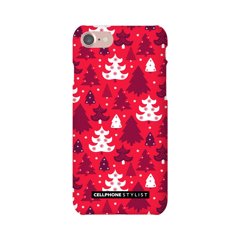 Oh Tannenbaum! (iPhone) - Phone Case iPhone 7 Snap Matte - Cellphone Stylist