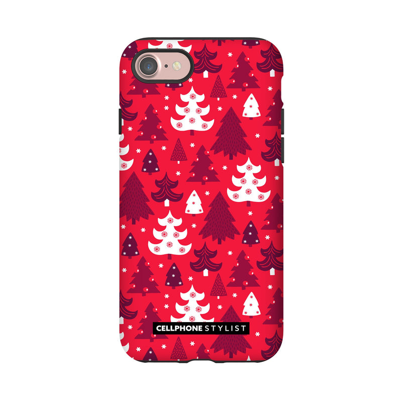 Oh Tannenbaum! (iPhone) - Phone Case iPhone 7 Tough Gloss - Cellphone Stylist