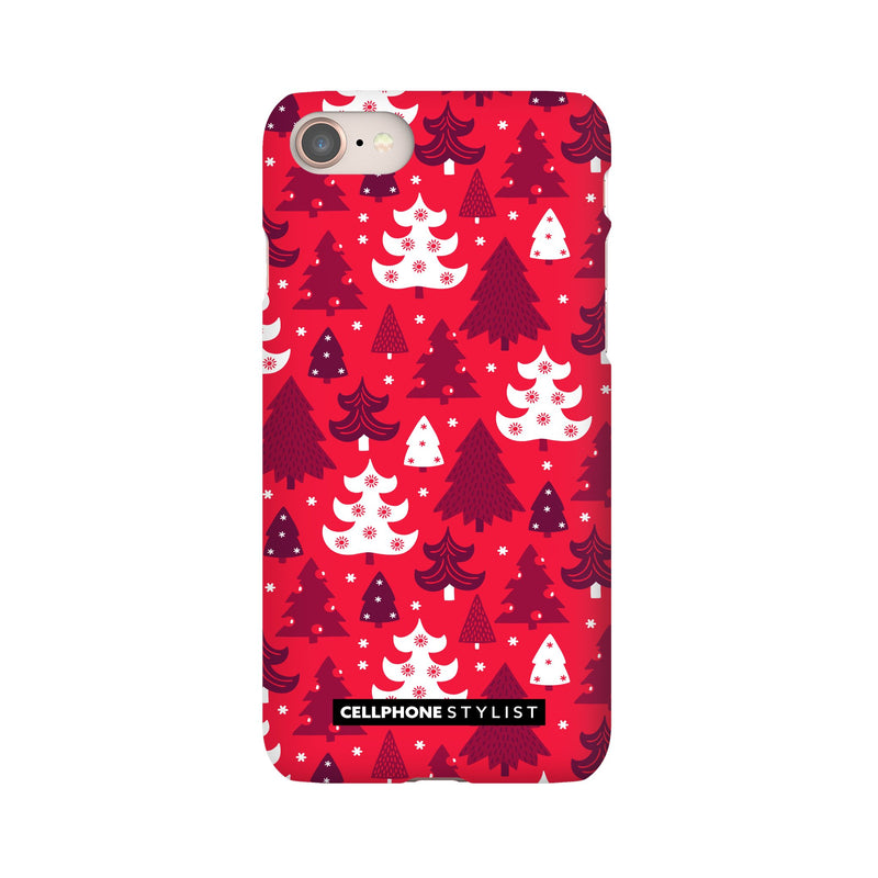 Oh Tannenbaum! (iPhone) - Phone Case iPhone 8 Snap Matte - Cellphone Stylist