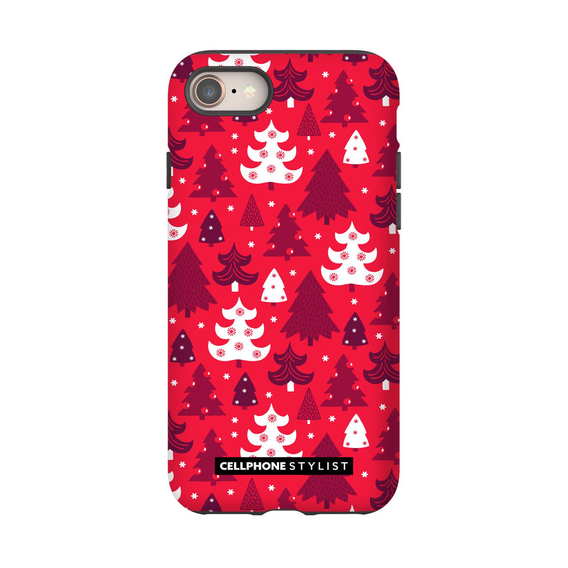 Oh Tannenbaum! (iPhone) - Phone Case iPhone 8 Tough Gloss - Cellphone Stylist