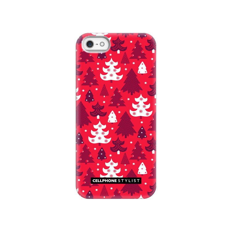 Oh Tannenbaum! (iPhone) - Phone Case iPhone SE Snap Gloss - Cellphone Stylist
