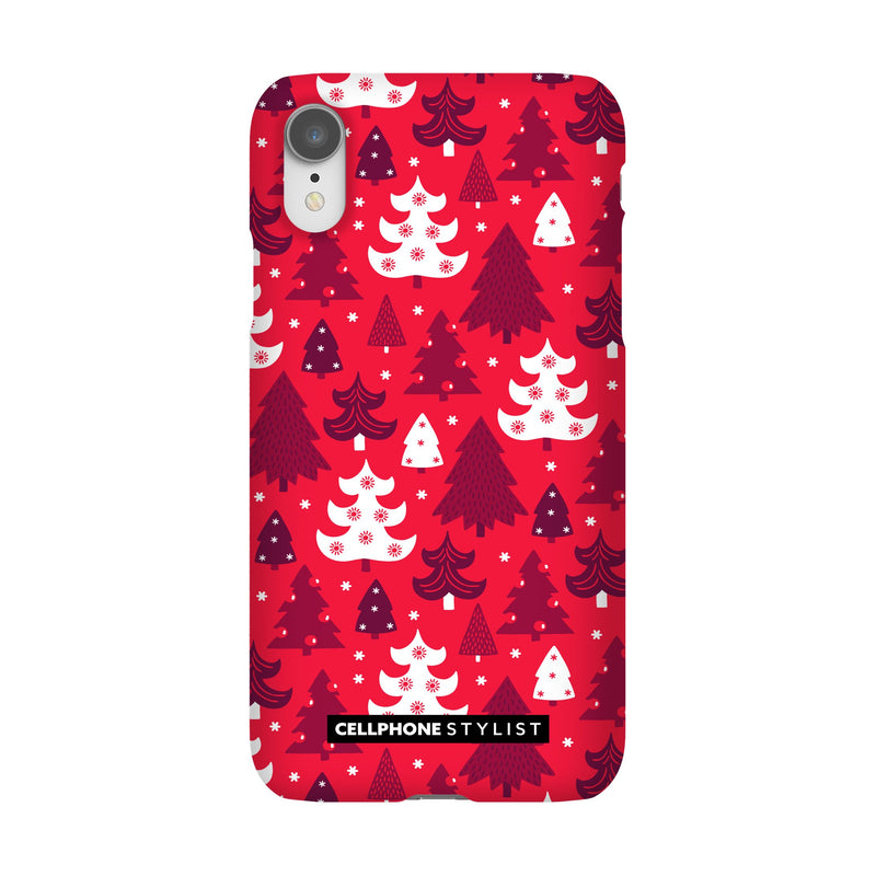 Oh Tannenbaum! (iPhone) - Phone Case iPhone XR Snap Matte - Cellphone Stylist