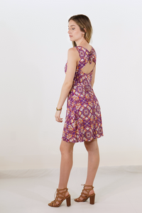 Printed Right Dress