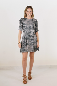 Grey Skies Dress