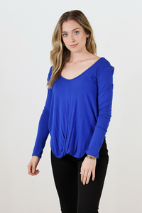 Long Sleeve Drape