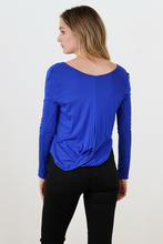 Load image into Gallery viewer, Long Sleeve Drape