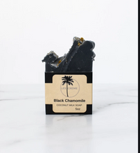 Load image into Gallery viewer, Black Chamomile Soap