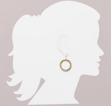 Load image into Gallery viewer, Circle Earring