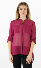 Load image into Gallery viewer, Morado Blouse