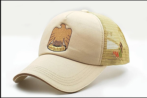 UAE official cap beige