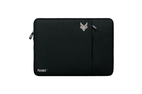 Foxerz's Tablet Bags (Fox logo) - Black
