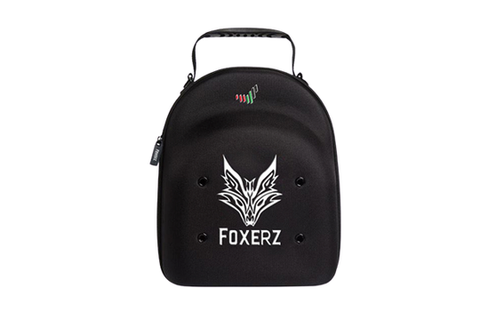 Foxerz's Cap Case (Fox logo) - Black