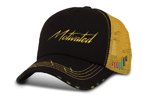 Motivated Cap from Foxerz
