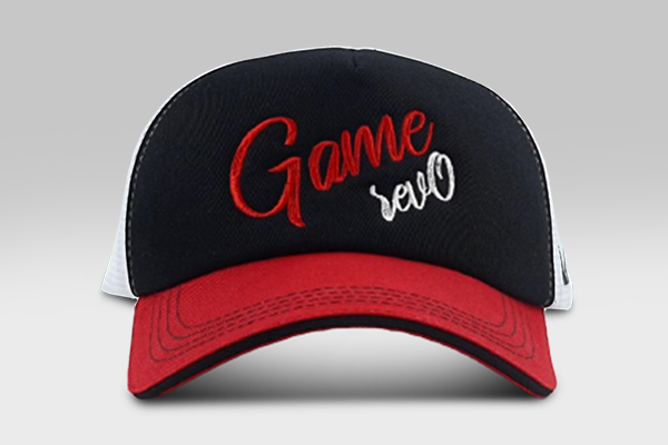 Game Over Cap - Multicolored - Large