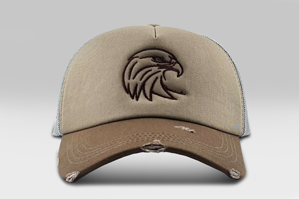 The Eagle Cap - Brown/Grey | Large