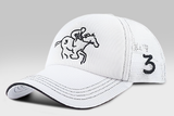 Horseman Cap - Off white