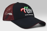 Mars Mission Hope Cap - Black/Maroon