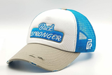 foxerz cap multicolored Back_Stronger sidelong view