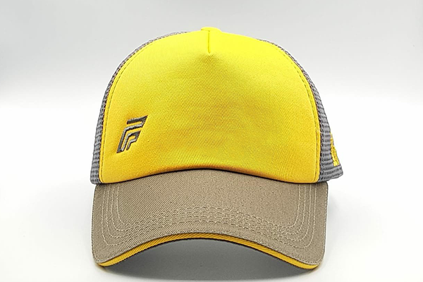 Classic foxerz multicolored cap frontal  view