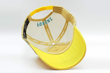 foxerz cap for women yellow Not_Moody overturned view