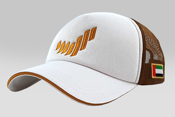 The UAE Nation Brand Cap - Gold | Large