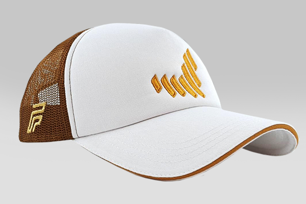 The UAE National Brand Cap - Gold | Large