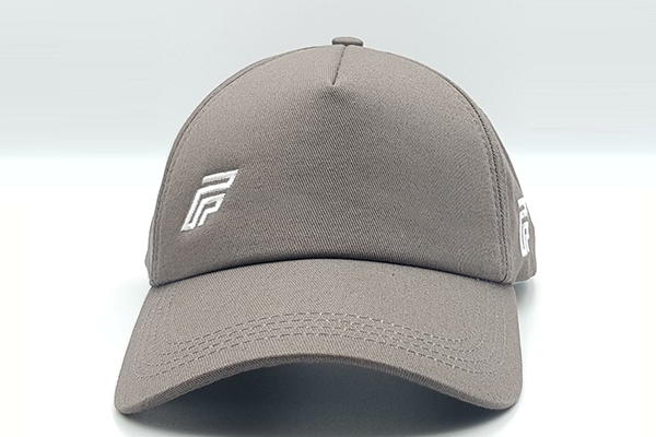 Classic foxerz grey cap frontal view