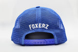 Number 7 Cap - Blue