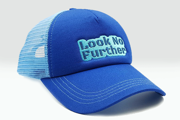 Foxerz cap blue Look_No_Further other sidelong view