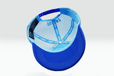 Foxerz cap blue Look_No_Further overturned view