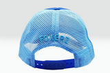 Foxerz cap blue Look_No_Further rearward view