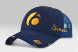 6 ٍSenses Cap - Navi blue | Large