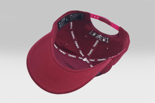 The Abu Dhabi Cap - Maroon | Large