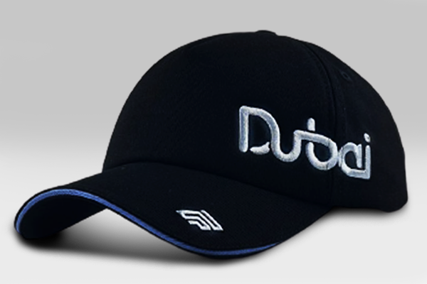 Dubai Black Cap - Large