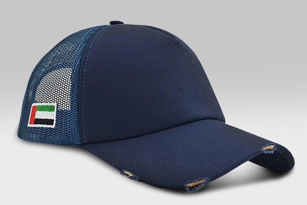 Don't Quit Cap -  Navi blue | Large