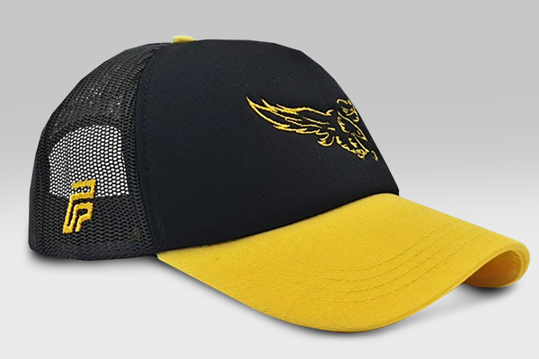 The Falcon Wings -  Black and Yellow | Large