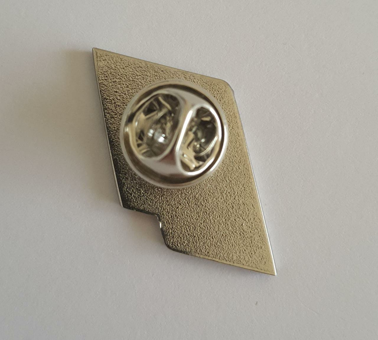 Foxerz logo badge pin