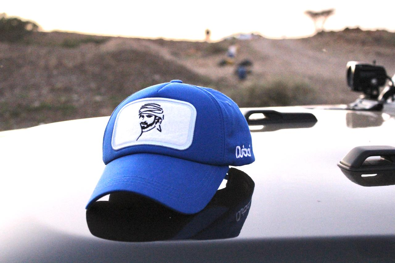fazza cap blue by Foxerz