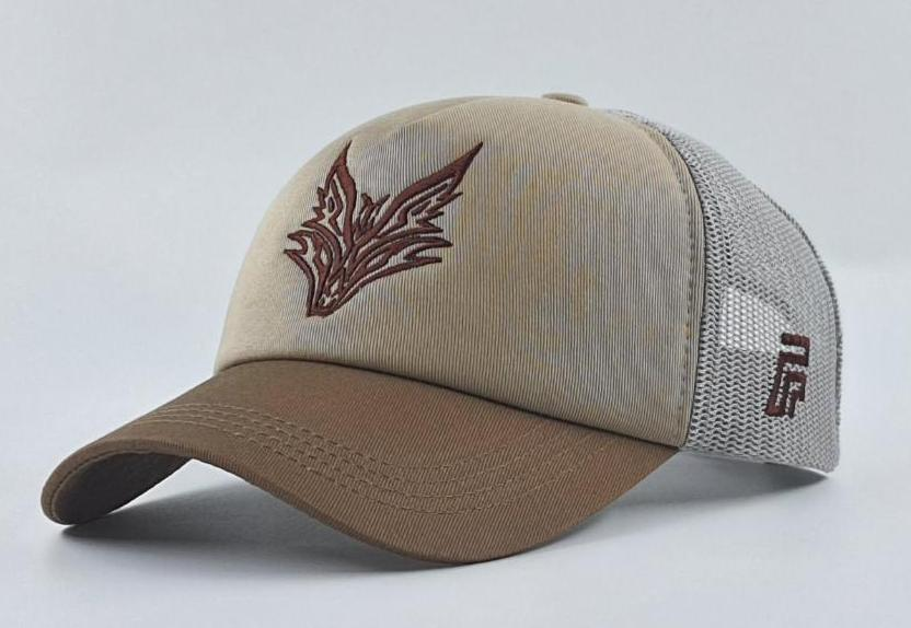 The Fox Logo cap - Beige