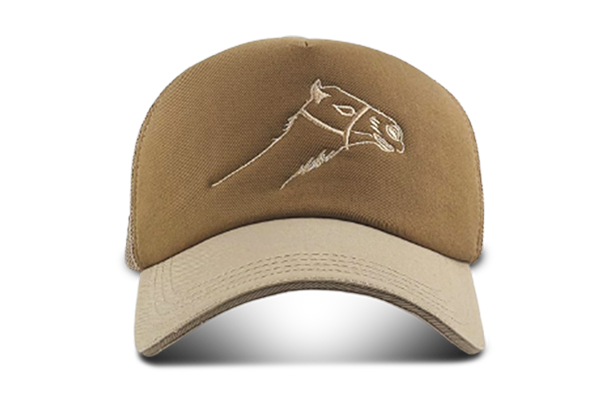 The Camel Cap - Brown | Large
