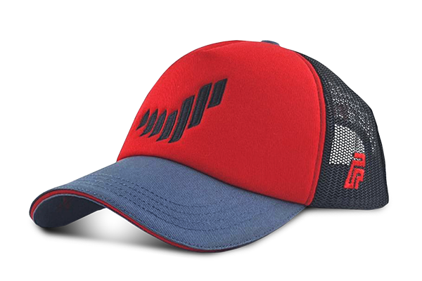 UAE National Brand Cap - Red & Grey | Large