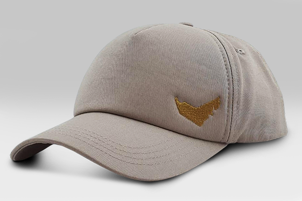 The UAE Map Cap - Beige | Large