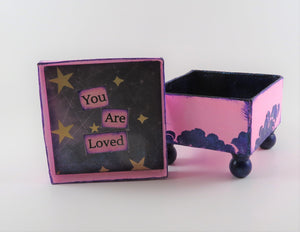 Hope Box - You Are Loved design