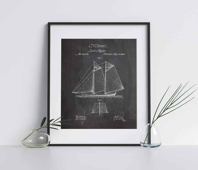 Nautical Blueprints