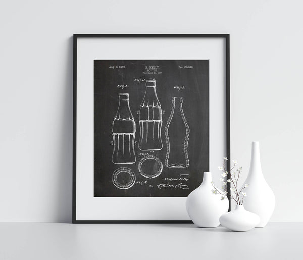 Bottle Patent