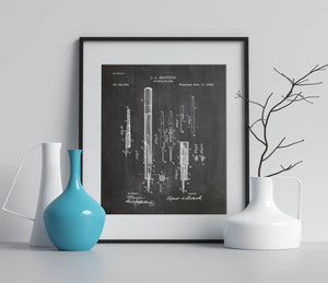 Fountain Pen  Poster