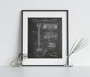 Stringed Musical Instrument Poster