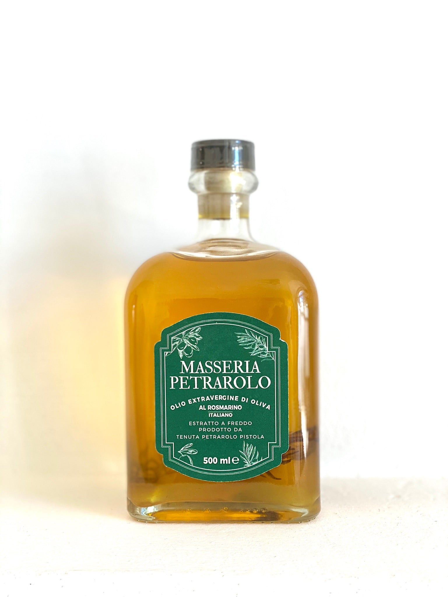 Rosemary flavoured Extra Virgin Olive Oil