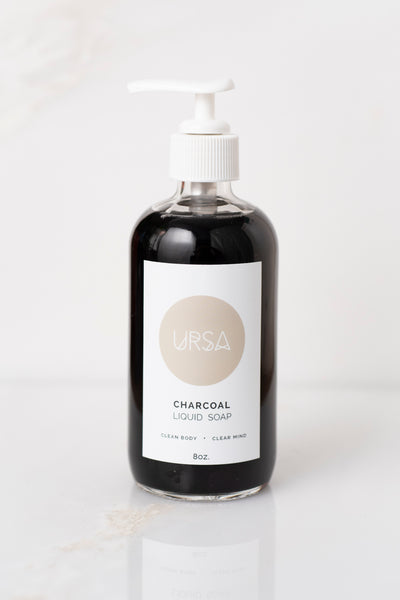 URSA - Charcoal Liquid Soap