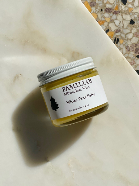 Familiar - White Pine Salve